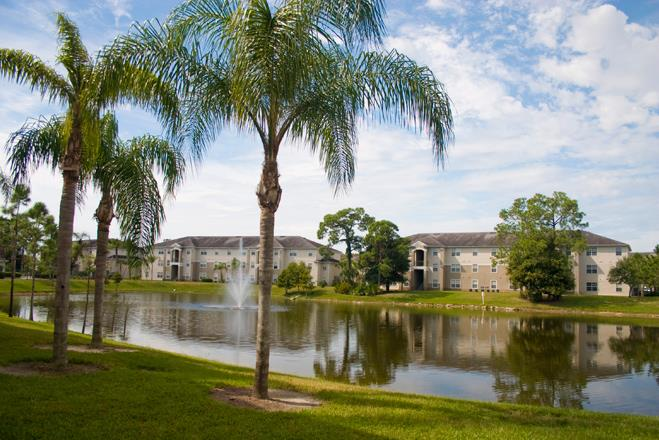 Nearby Nature Trails at Westchase, Fort Myers