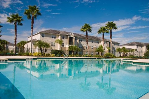 Resort-Style Pool at Westchase, Fort Myers, FL, 33916