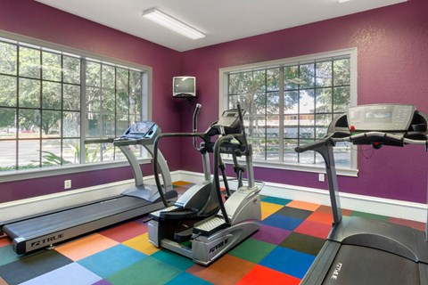Westchester Apartments   Fitness Center