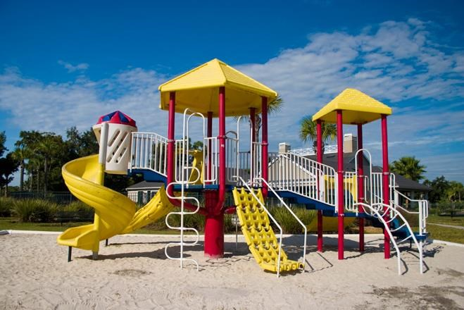 Children's Play Area at Westwood, Fort Myers