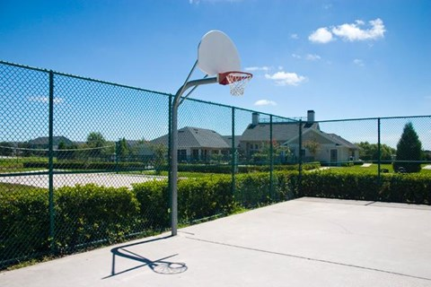 Wexford Apartments |Basketball Courts
