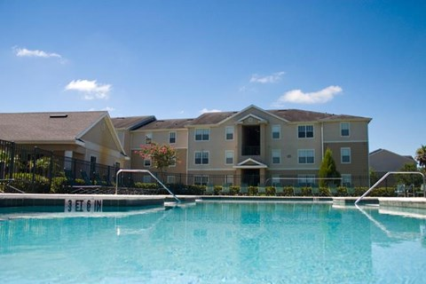 Wexford Apartments | Swimming Pool
