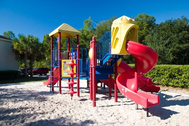 Children's Play Area at Whispering Pines, St Augustine