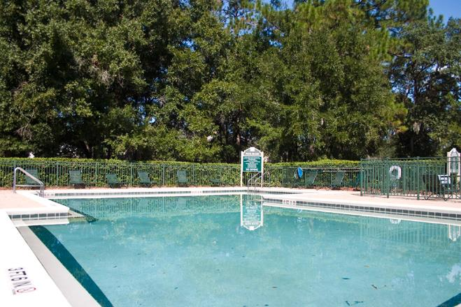 Resort Inspired Pool and Spa at Whispering Woods, St Augustine