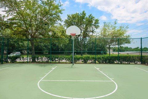 Wilmington Basketball Court