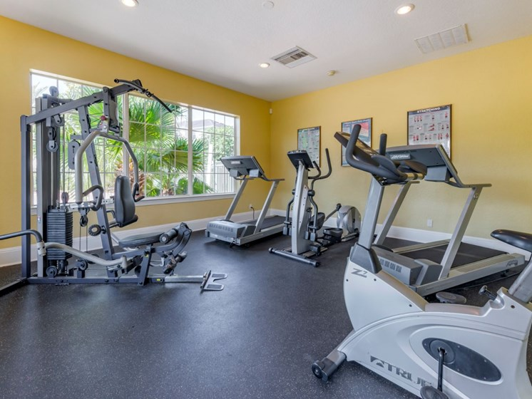 Windchase Apartments | Fitness Center