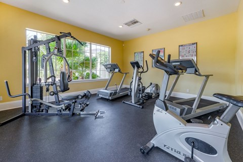 Windchase Apartments   Fitness Center