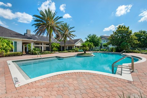 Windchase Apartments   Swimming Pool