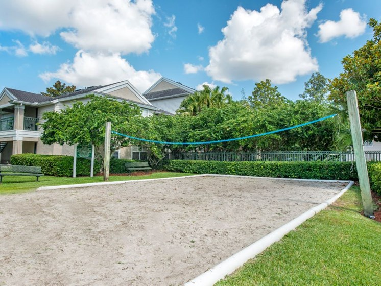 Windchase Apartments | Sand Volleyball Court