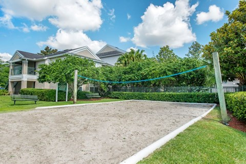 Windchase Apartments   Sand Volleyball Court