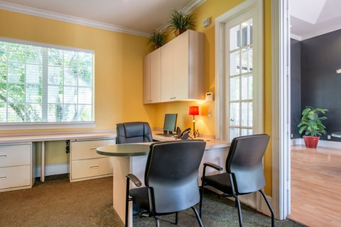 Windchase Apartments   Leasing Office