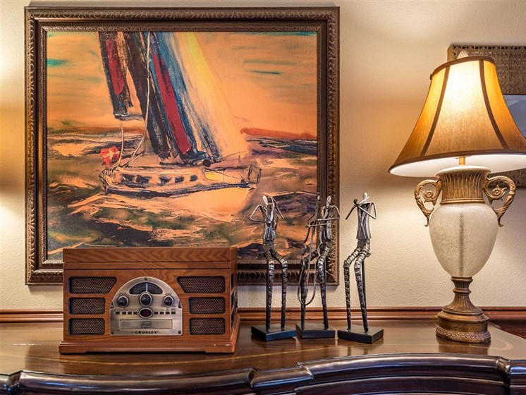 Timeless Artwork  at Pacifica Senior Living Oxnard, California, 93036