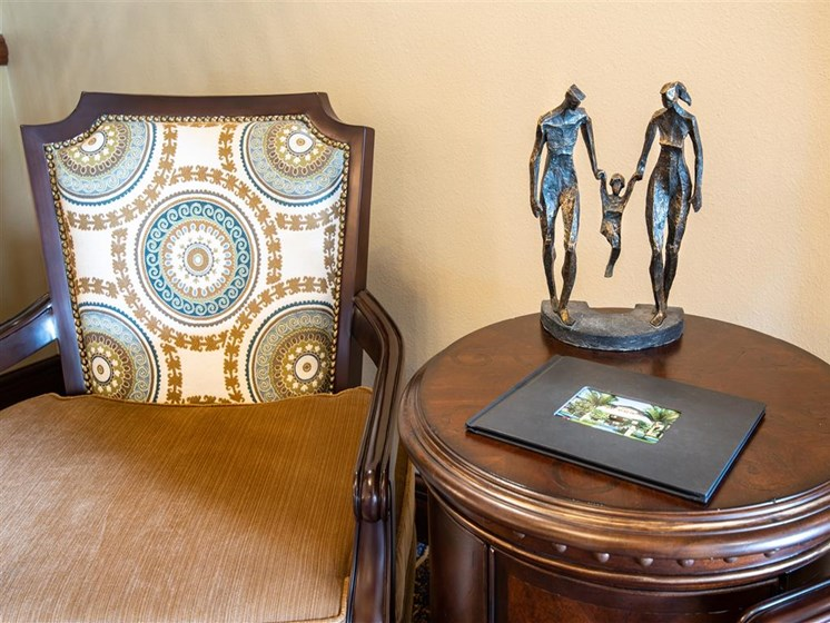 Simple Design Details   at Pacifica Senior Living Oxnard, Oxnard, California