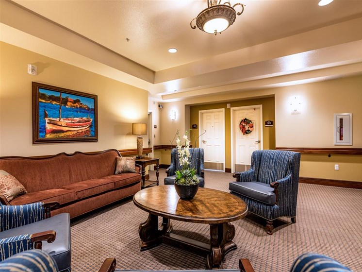 Upgraded Seating at Pacifica Senior Living Oxnard, Oxnard, CA 93036