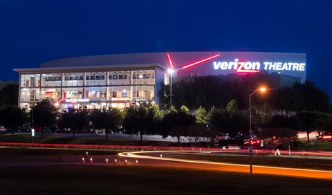Close by to Verizon Theater