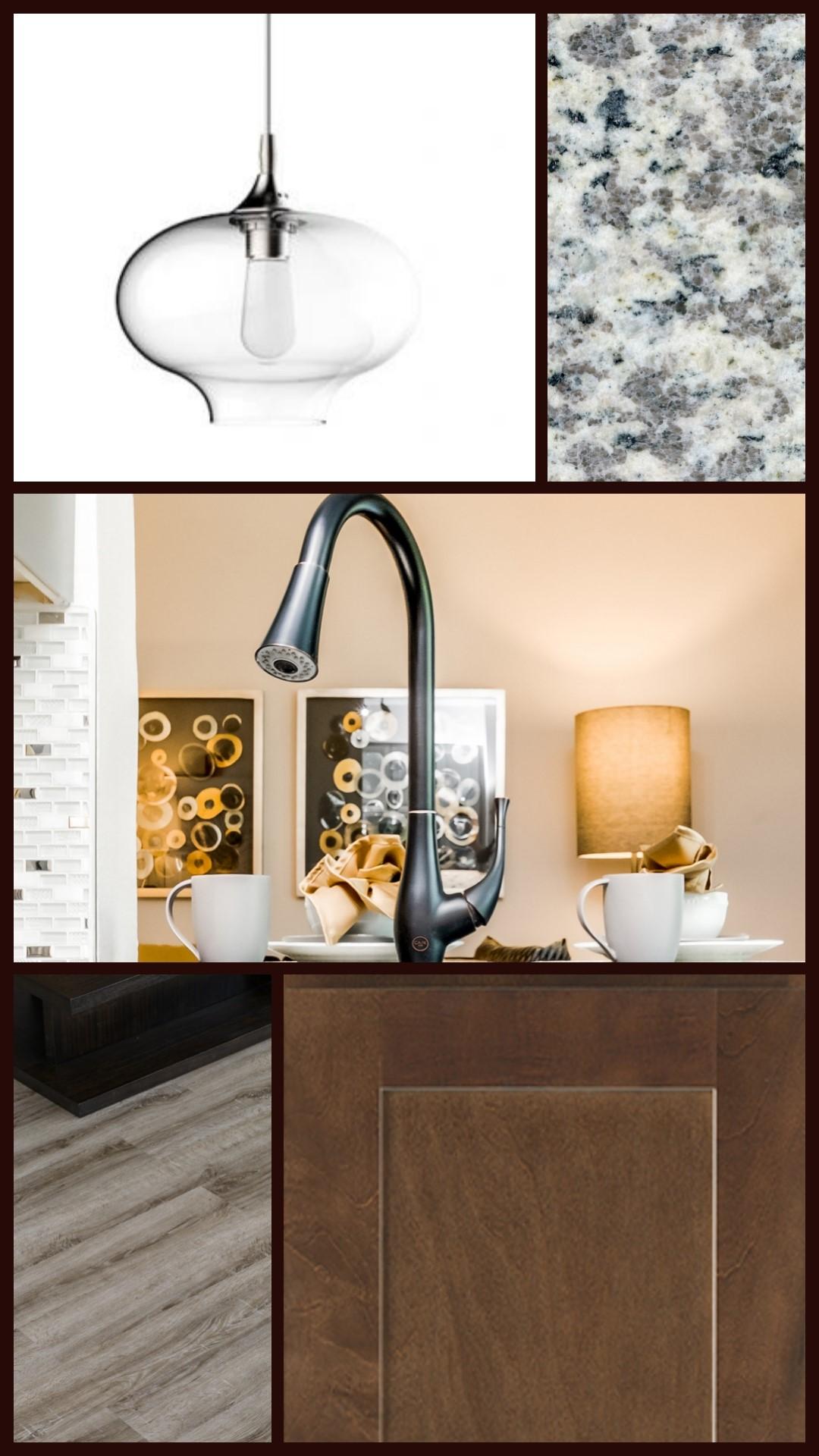 High End Finishes Including Solid Maple Wood Cabinetry In Walnut Finish,  Elegant Granite Countertops In Kitchen U0026 Bathroom(s), U0026 Luxury Vinyl Plank  Flooring ...