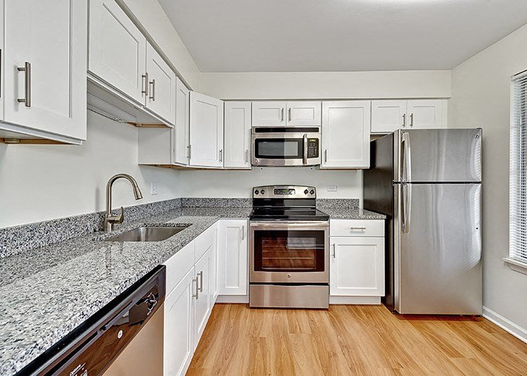 Tara 1Bed with a Dan 1Bath - Kitchen 793 s.f.