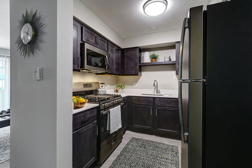 Refrigerator And Kitchen Appliances at Westmont Village, Westmont, 60559