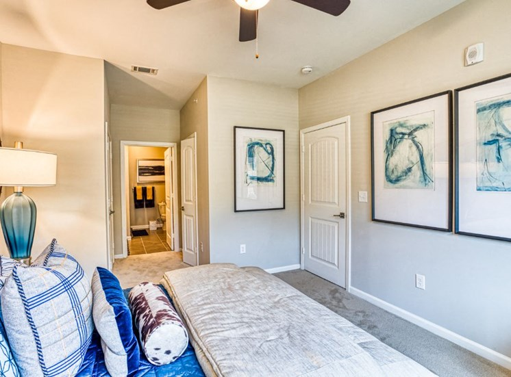 Comfortable Beds and Sofas, at Carroll at Rivery Ranch, Texas, 78628
