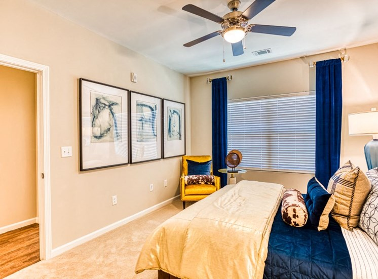 Spacious Shared Bedrooms, at Carroll at Rivery Ranch, Georgetown, TX