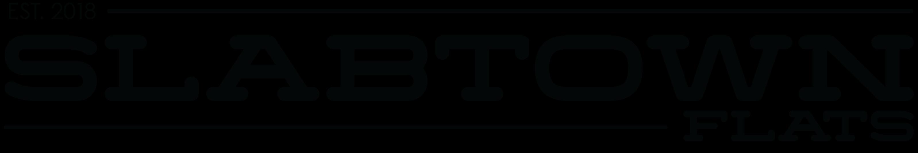 Slabtown Flats Logo