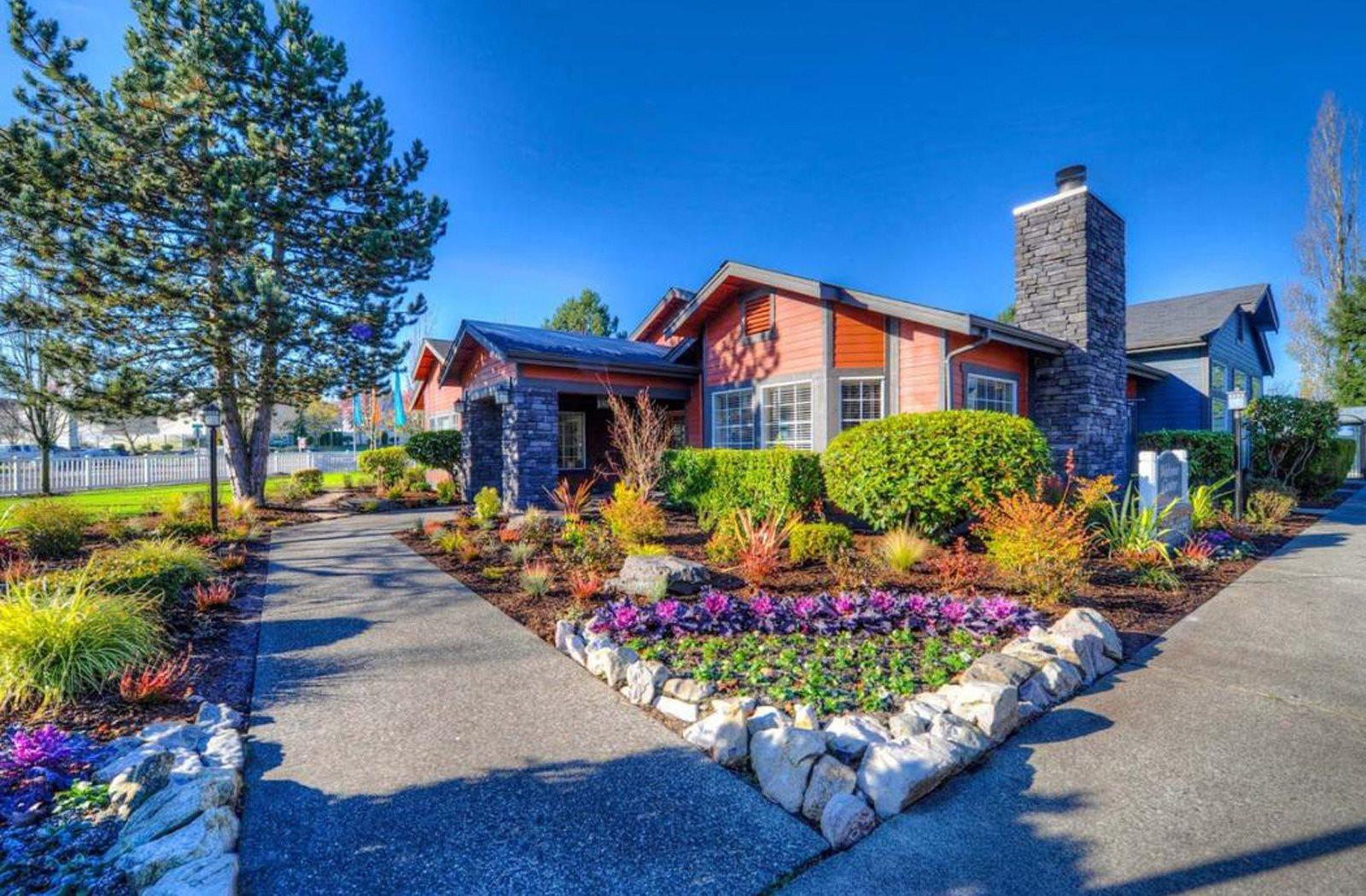 Monterra Apartments In Tacoma Wa Quiet Community