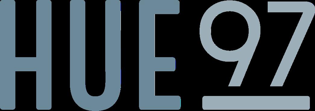 HUE97 Logo