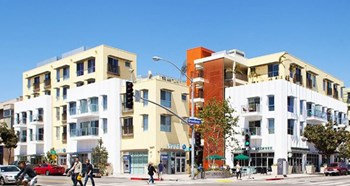 1447 Lincoln Blvd 1 Bed Apartment for Rent Photo Gallery 1