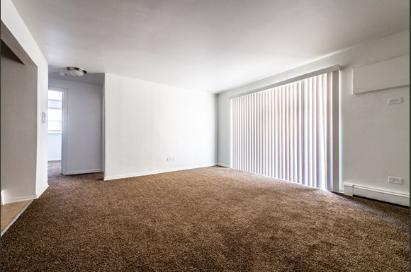 Apartments for rent in Dolton, IL | 15210 Chicago Rd Living Room