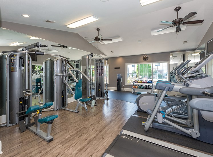 Swift Creek Commons Apartments - 24-hour fitness center