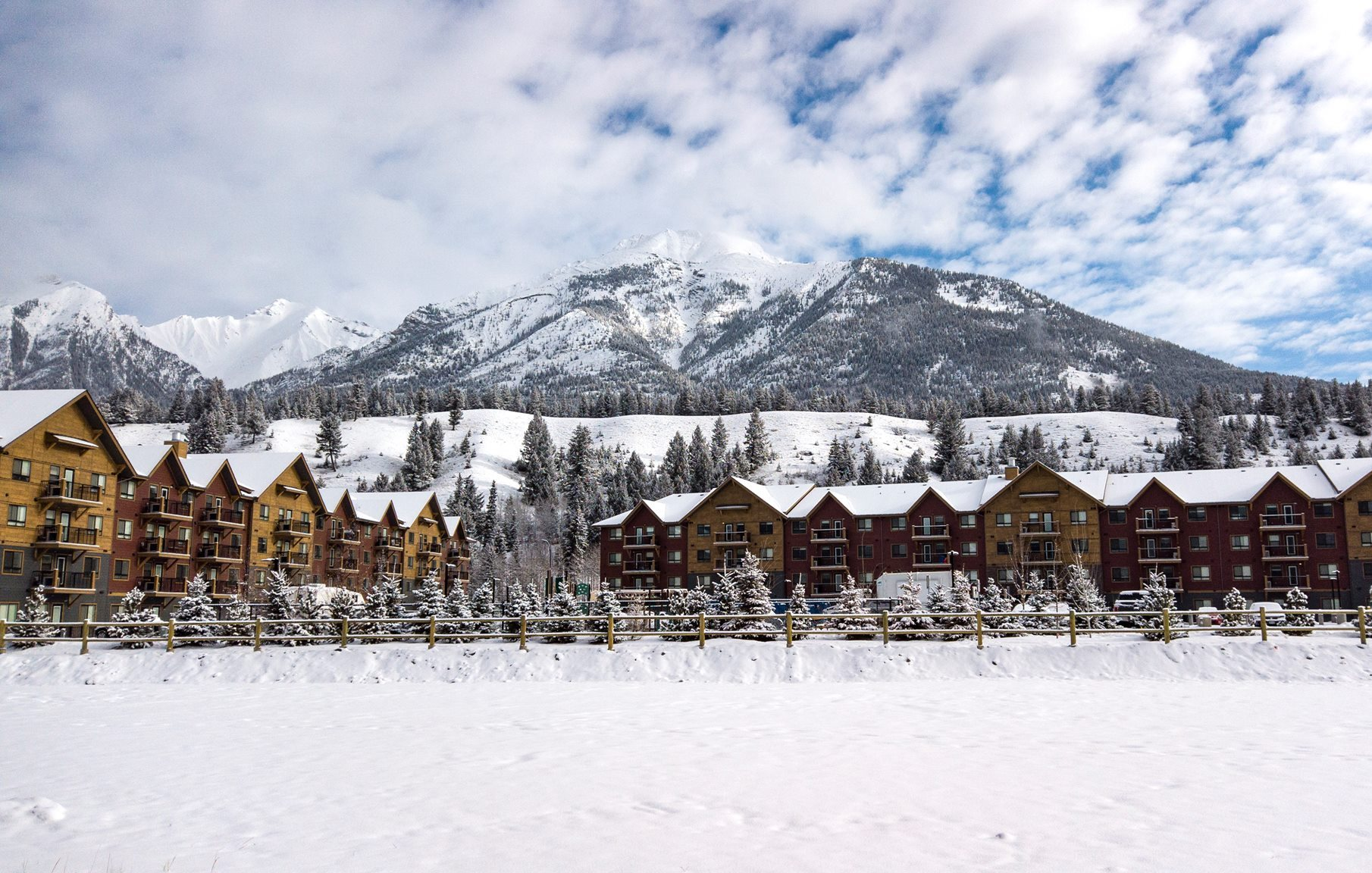 The Peaks in Canmore - Northview Apartment REIT - Canmore Apartments for Rent