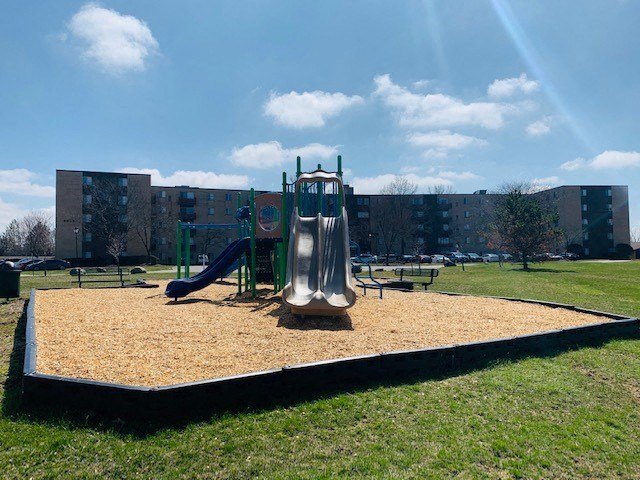 Apartments in Bedford Heights Playground