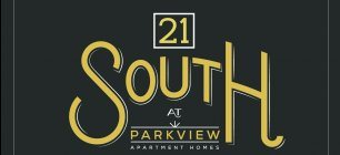 Logo for 21 South Parkview Apartments in Baton Rouge, Louisiana