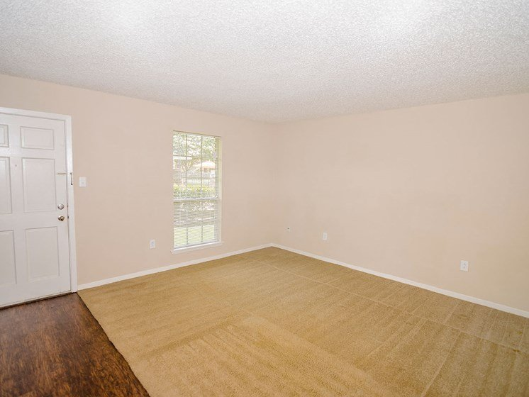 Front room at 21 South at Parkview Apartments in Baton Rouge, LA
