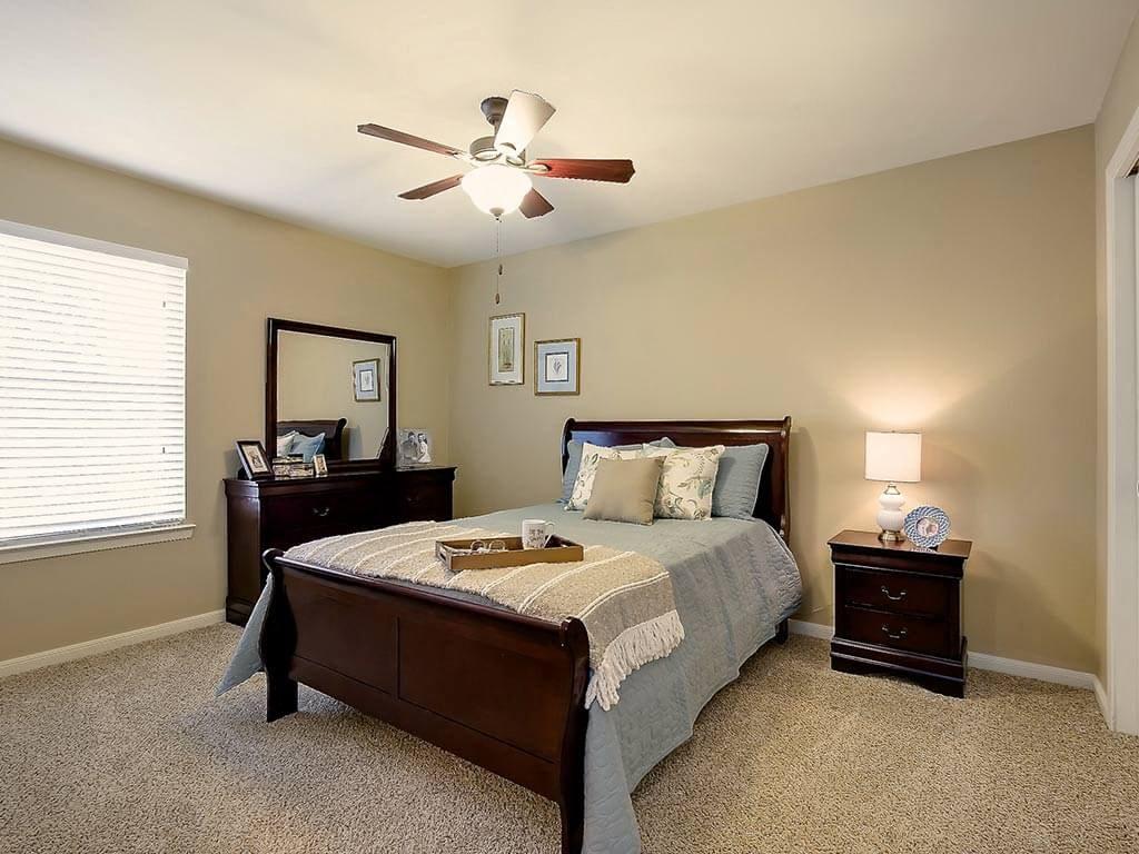 Comfortable Bedroom at NewForest Estates, Texas, 78229