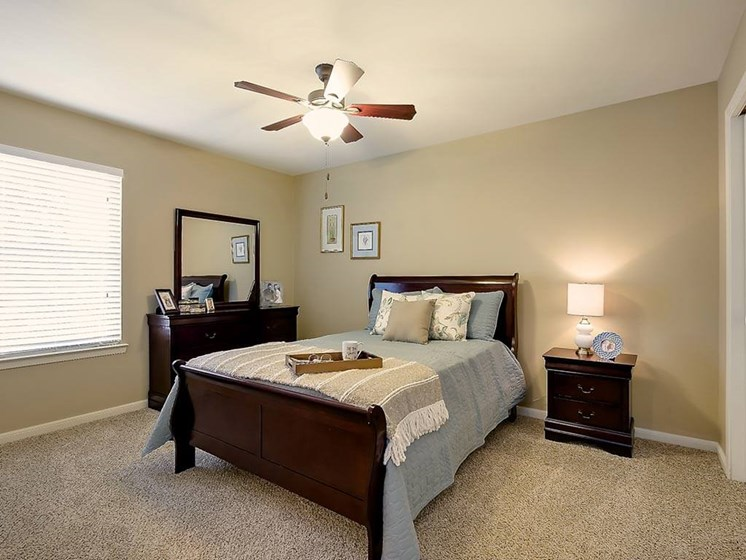 Comfortable Bedroom at NewForest Estates, Texas, 78229