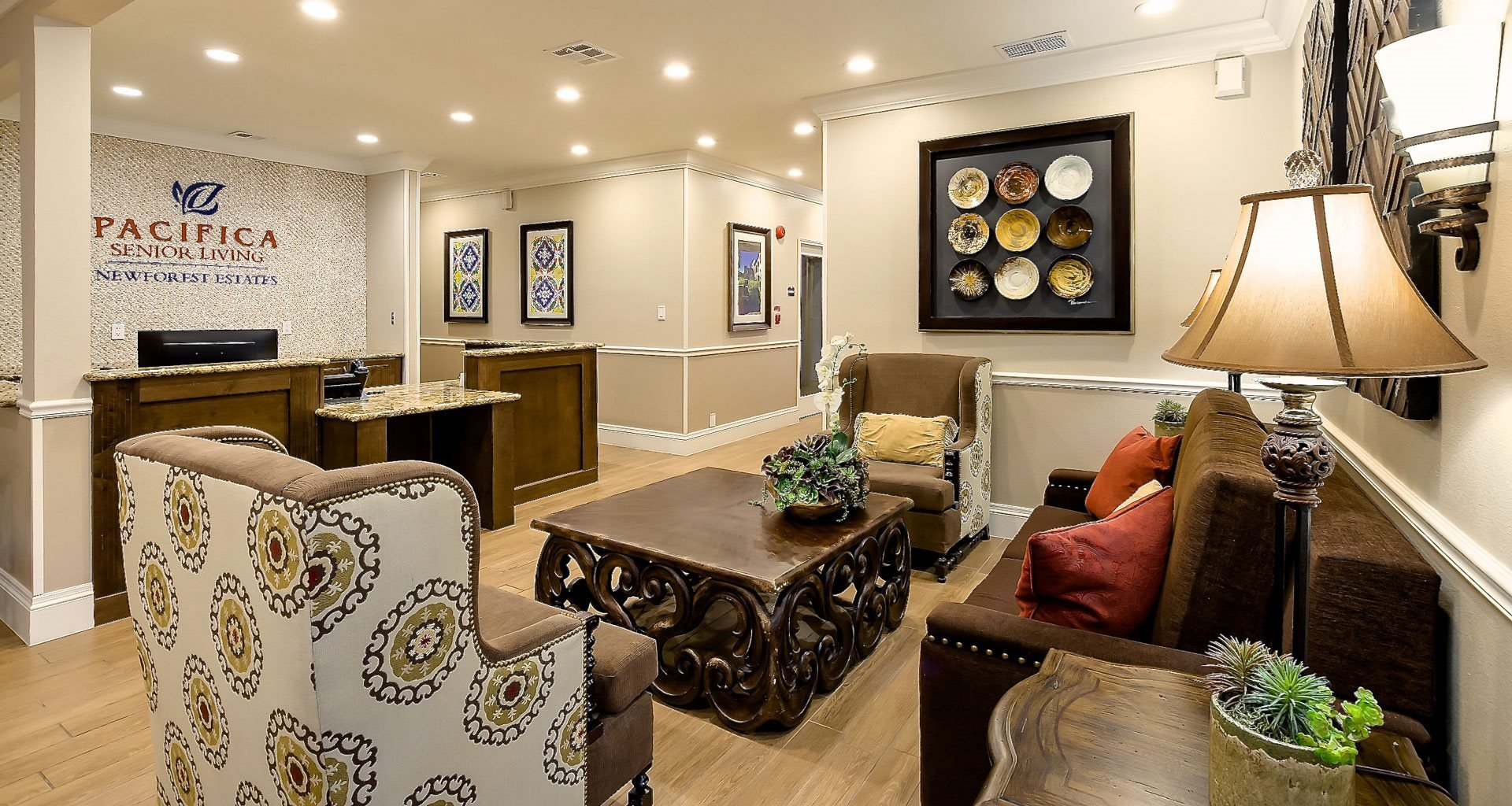 Senior Living in San Antonio, TX | NewForest Estates