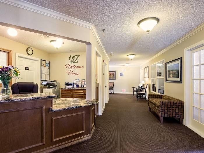 Welcome Home to Pacifica Senior Living