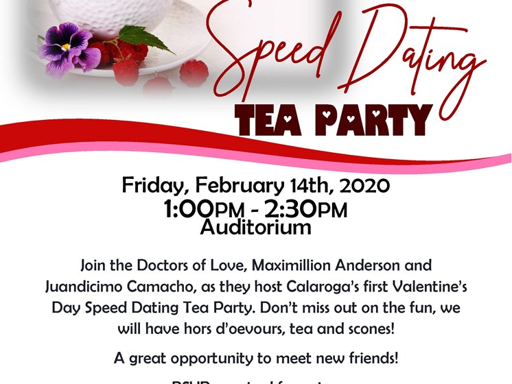Valentines Day Tea Party 021420