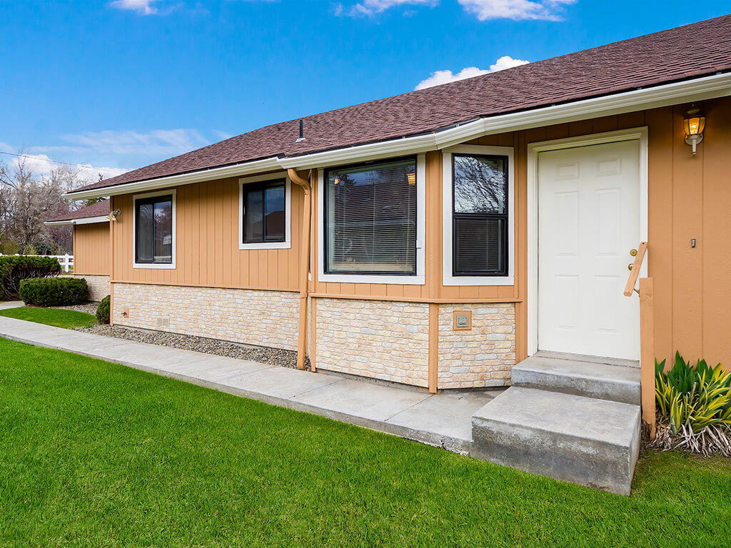 Independent Living Cottage for Seniors at Pacifica Senior Living Ellensburg, Ellensburg, Washington
