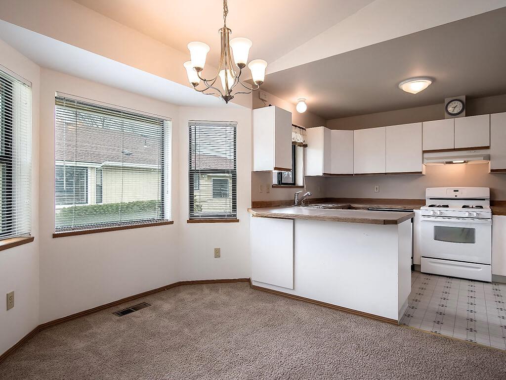 Semi Furnished Apartment with Plenty of Natural Light at Pacifica Senior Living Ellensburg, Washington, 98926