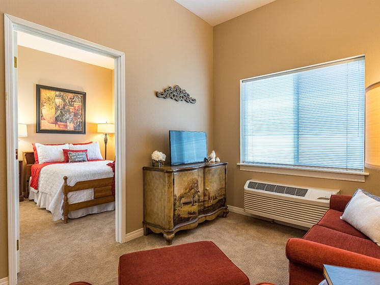 Spacious Apartment Memory Care at Pacifica Senior Living Ellensburg, Ellensburg, 98926