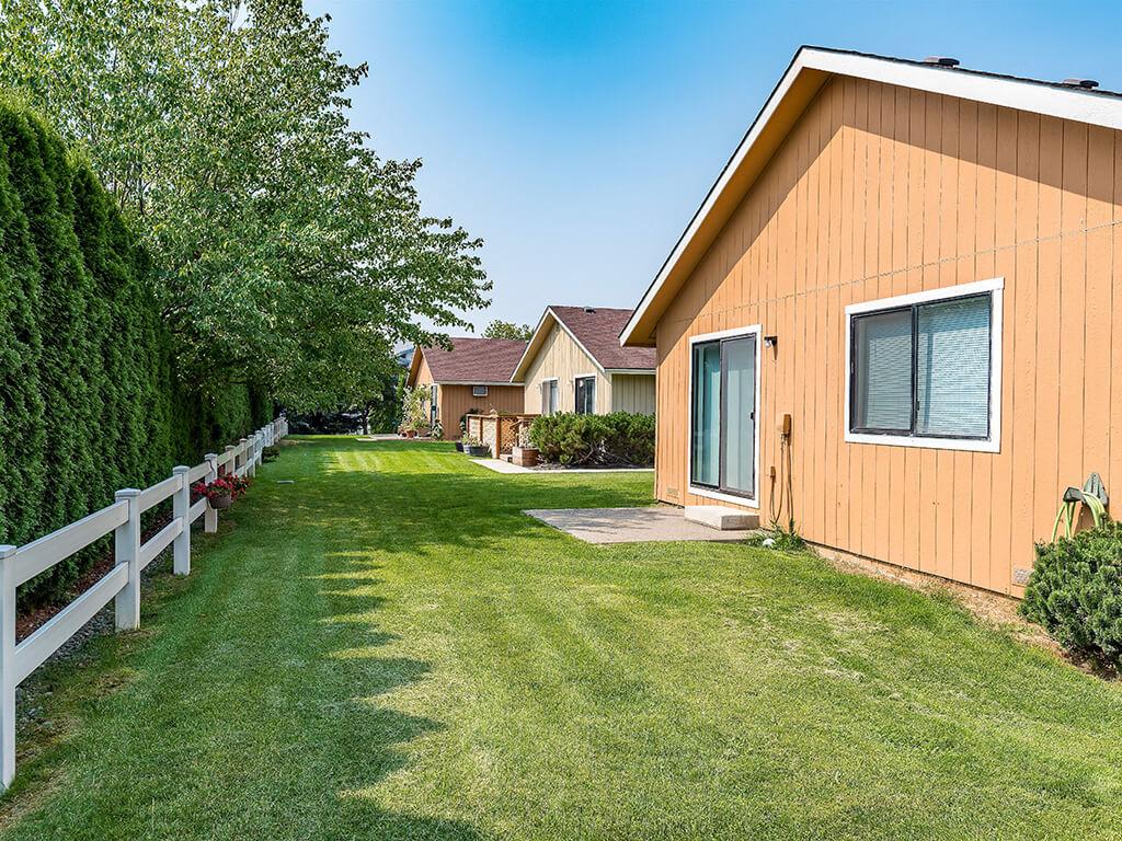 Independent Living Cottages at Pacifica Senior Living Ellensburg, Ellensburg, WA, 98926