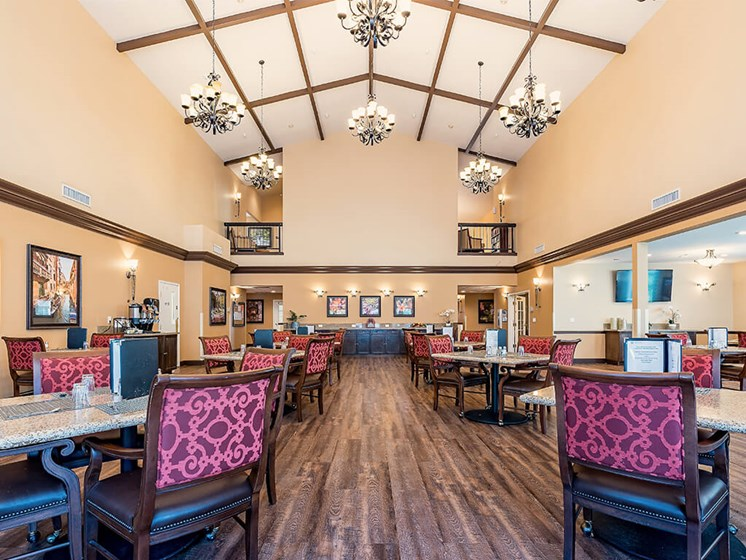 Distinctive Custom Interiors at Pacifica Senior Living Ellensburg, Ellensburg, WA, 98926