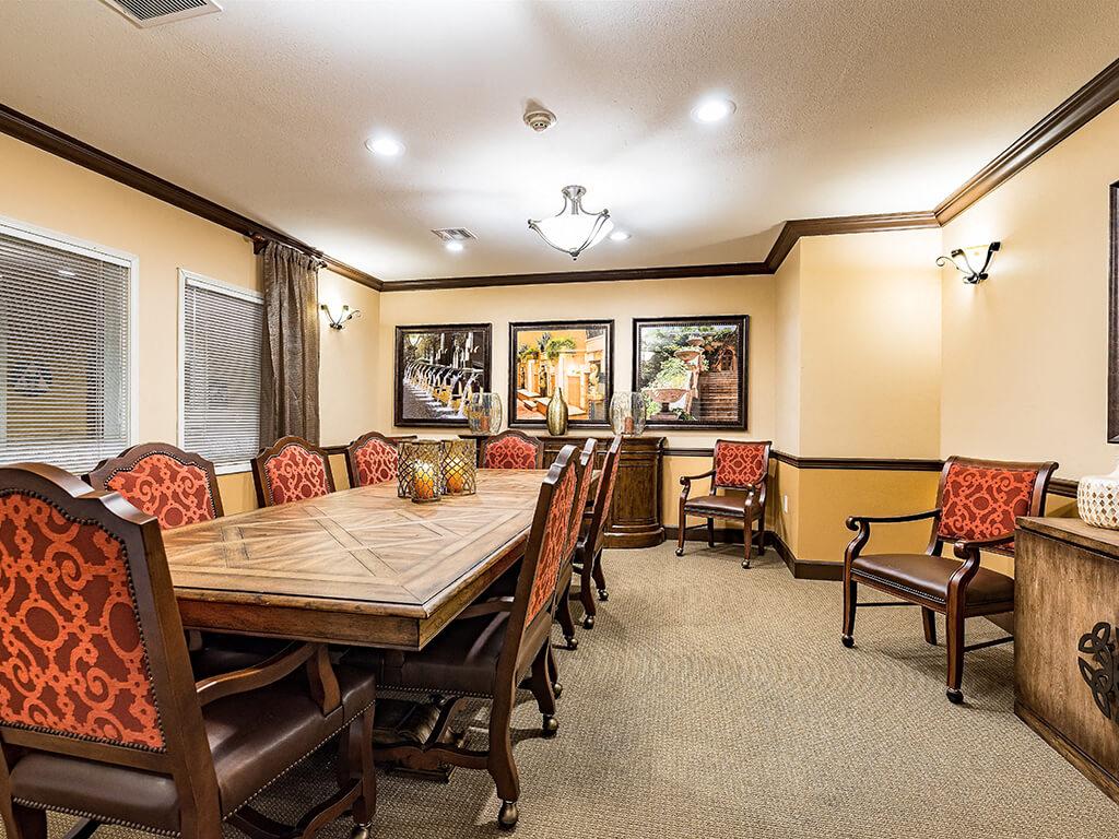 Meeting Room at Pacifica Senior Living Ellensburg, Ellensburg, Washington