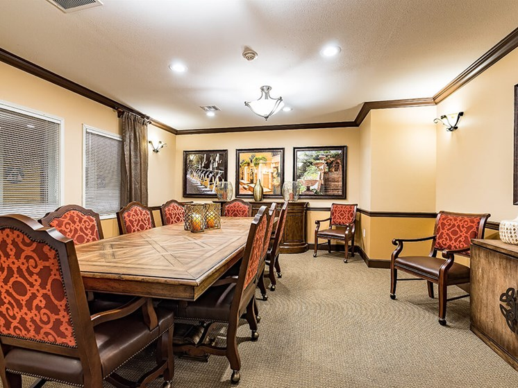 Meeting Room at Pacifica Senior Living Ellensburg, Ellensburg, Washington