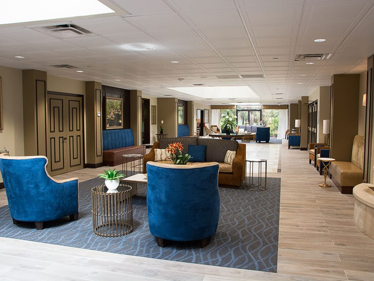 Fort Lauderdale Living at its finest at Pacifica Senior Living Forest Trace in Lauderhill, Florida