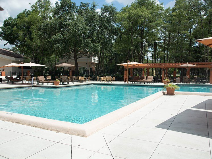 Swimming Pool at our senior living facility, 33319