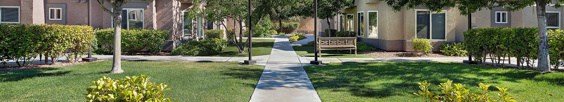Renovated Buildings at Pacifica Senior Living Green Valley, Henderson, NV, 89074