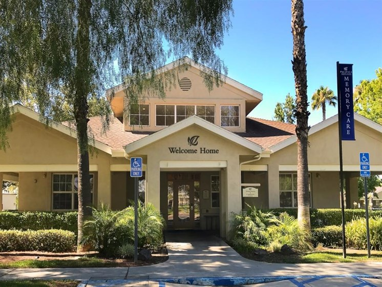 Located At Prime Location at Pacifica Senior Living Hemet, California